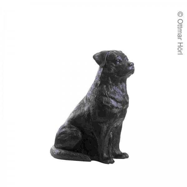 Ottmar Hörl: Rottweiler, 2005, Prägung HÖRL