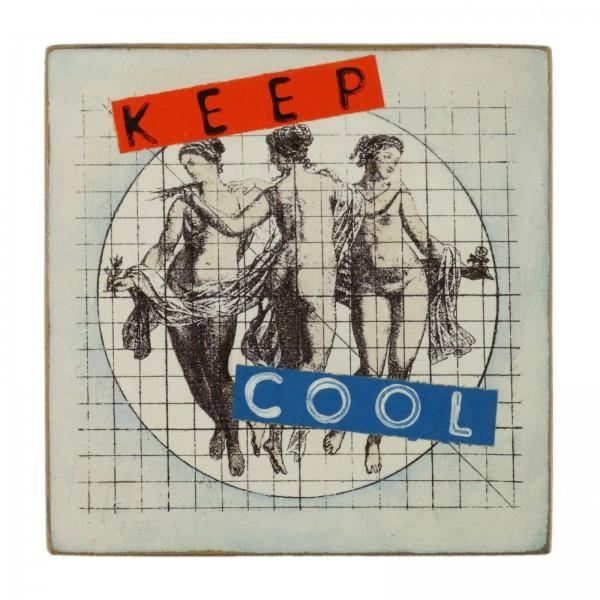 Kati Elm: keep cool, 2018