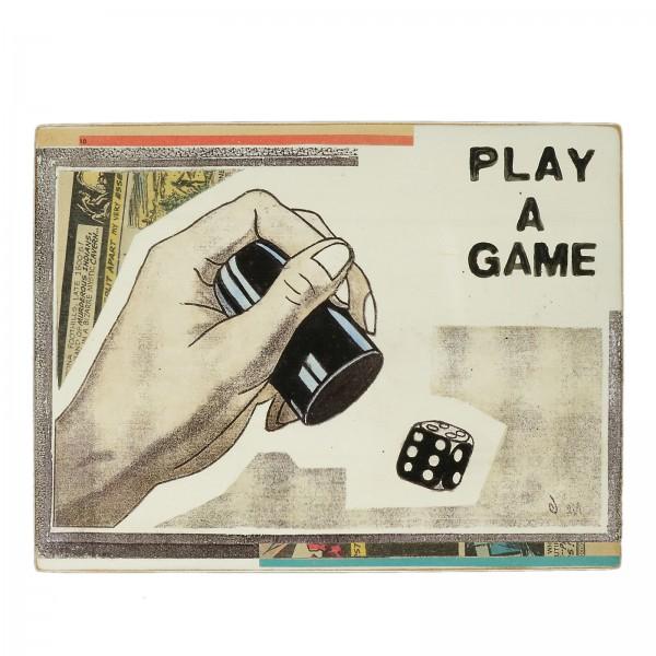 Kati Elm: play a game, 2014