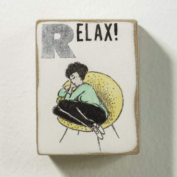 Kati Elm: relax, 2018