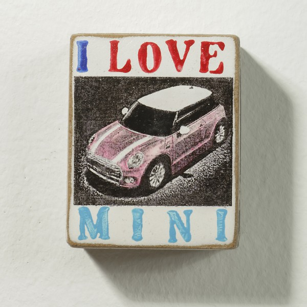 Kati Elm: i love mini, 2018