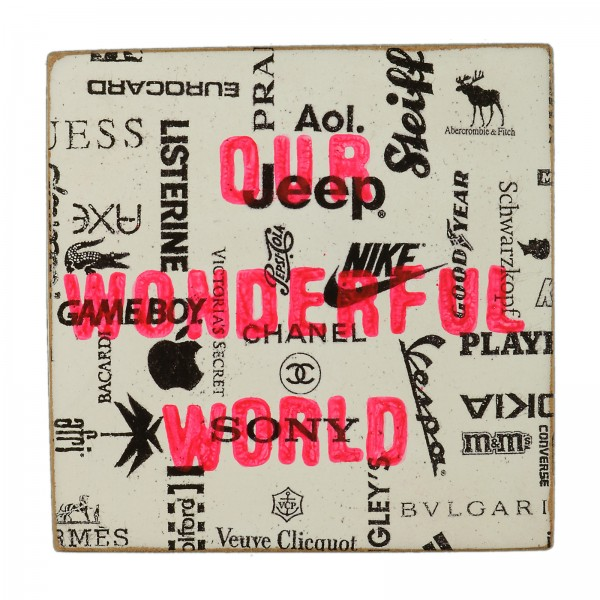 Kati Elm: our wonderful world, 2018