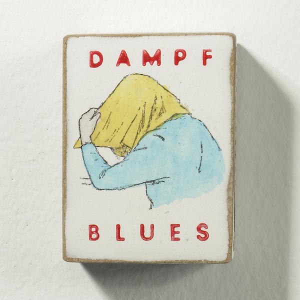Kati Elm: dampf blues, 2018